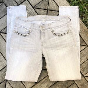 Ruehl No. 925 Gray Jeans Size 29